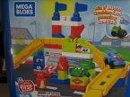 Mega Bloks, Wyścigi samochodowe, autko, autka, samochód, samochody, klocki