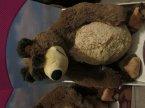 Maska i Niedźwiedź, Maskotka niedźwiedzia, maskotki, pluszak, pluszaki, Masza
