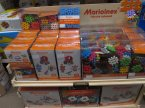 Marioinex, fabryka zabawek, Klocki Konstrukcyjne