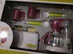 Mini Tefal, zestawy kuchenne, zabawka, do zabawy w dom, kuchnię, restaurację, sklep