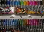 Sharpie, markery uniwersalne i inne, mazak, mazaki, marker, flamaster, flamastry