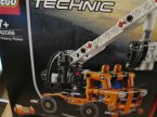 Lego Technic, 42088 Ciężarówka z wysięgnikiem, klocki