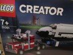 Lego Creator, 31091 Transporter promu, klocki