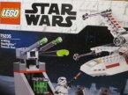 Lego StarWars, 75235 Atak myśliwcem X-Wing, klocki, Star Wars