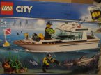 Lego City, 60221 Jacht, klocki