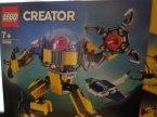Lego Creator, 31090 Podwodny robot, klocki