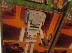 Lego Minecraft, 21150 Minecraft BigFig, szkielet z kostką magmy, klocki