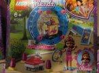 Lego Friends, 41383 Plac zabaw dla chomików Olivii, klocki