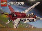 Lego Creator, 31086 Futurystyczny samolot, klocki