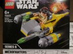 Lego StarWars, 75223 Naboo Starfighter, klocki Star Wars