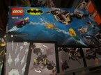 Lego DC Batman, 76117 Mech Batmana, 76116 Łódź podwodna Batmana, klocki