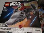 Lego StarWars, 75224 Sith Infiltrator, klocki Star Wars Lego StarWars, 75224 Sith Infiltrator, klocki Star Wars