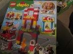Lego Duplo, 10903 Remiza strażacka, 10886 Moje pierwsze samochodziki, klocki Lego Duplo, 10903 Remiza strażacka, 10886 Moje pierwsze samochodziki, klocki