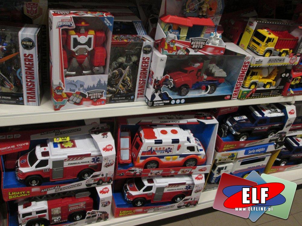 GraviTrax, Ben 10, Ready 2 Robot, Samochody i inne zabawki
