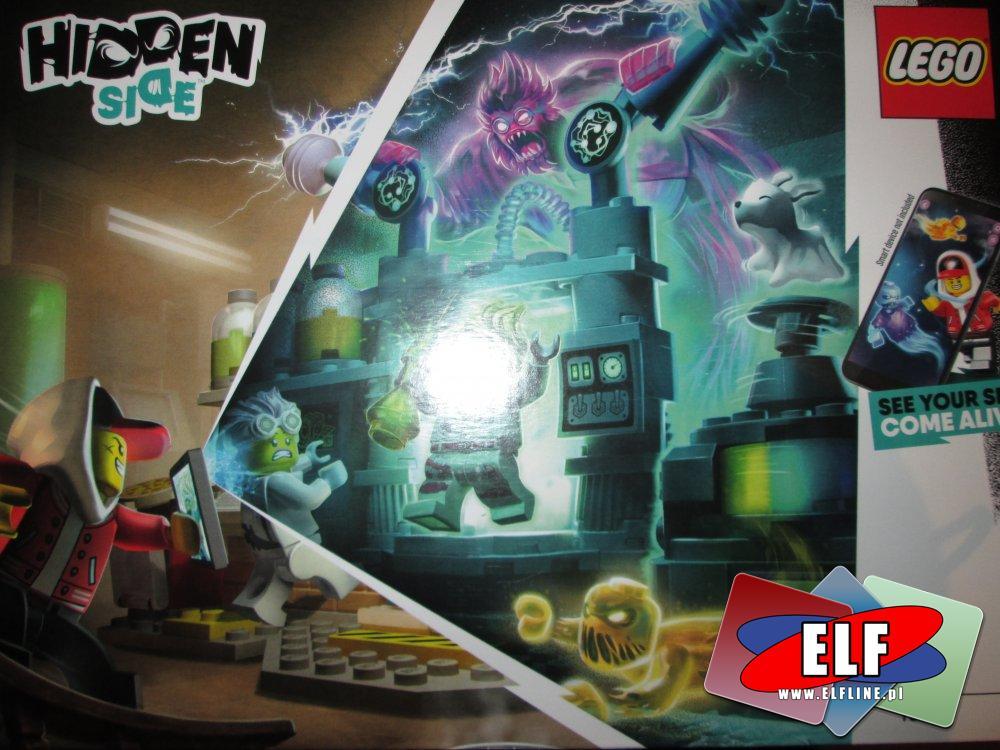 Lego Hidden Side, 70418, klocki