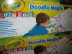 Doodle Magic, Crayola, Tablica ścieralna do rysowania
