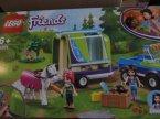 Lego Friends, 41371 Przyczepa dla konia Mii, klocki