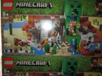 Lego Minecraft, 21155, klocki Lego Minecraft, 21155, klocki