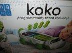 Koko, programowalny robot krokodyl, programowalne roboty, zabawka edukacyjna i kreatywne, zestawy i zabawki kreatywne oraz edukacyjne