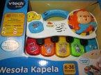 vTech baby, Wesoła kapela, pianinko, pianinka, organki, instrument muzyczny, instrumenty muzycz... vTech baby, Wesoła kapela, pianinko, pianinka, organki, instrument muzyczny, instrumenty muzyczne, zabawka, zabawki...
