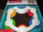 Fisher-Price Tamburyn, zabawka edukacyjna, zabawki edukacyjne