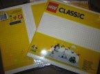 Lego Classic, 11010 Biała płytka konstrukcyjna, płytka, płytki, klocki Lego Classic, 11010 Biała płytka konstrukcyjna, płytka, płytki, klocki