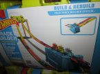 Hot Wheels, Build & Rebuild, tor samochodowy, tory samochodowe, HotWheels