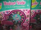 Manicure Studio, Zestaw do stylizacji paznokci, zestawy kreatywne, artystyczne, zestaw piękności
