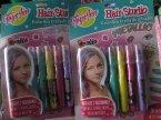 Hair Studio, Kolorowa kreda do włosów, stylizacja, zestaw piękności, zestawy piękności