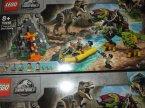 Lego Jurassic World, 75938 Tyranozaur kontra mechaniczny dinozaur, klocki Lego Jurassic World, 75938 Tyranozaur kontra mechaniczny dinozaur, klocki