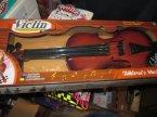Instrument muzyczny, Violin, Skrzypce, zabawka, zabawki, zabawkowe instrumenty muzyczne