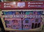 My Family House, Domek dla lalek, Domki dla lalki, Babahaz