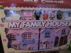 My Family House, Domek dla lalek, Domki dla lalki, Babahaz My Family House, Domek dla lalek, Domki dla lalki, Babahaz