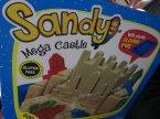Sandy Mega Castle, Magiczny piasek, Zamek z magicznego piasku