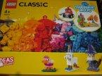 Lego Classic, 11013 Kreatywne przezroczyste klocki, klocki