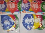 Balon, Balony, różne kształty i wzory na każdą okazję, imprezowe i nie tylko