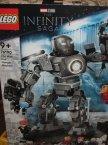 Lego Marvel Infinity Saga, 76190 Iron Man zadyma z Iron Mongerem, klocki Lego Marvel Infinity Saga, 76190 Iron Man zadyma z Iron Mongerem, klocki