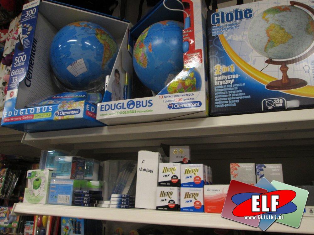 Globusy szkolne