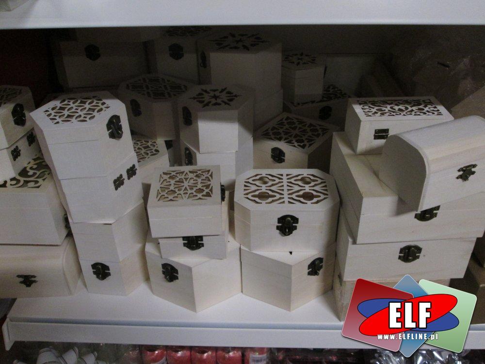 Drewniane szkatułki, Szkatułka drewniana
