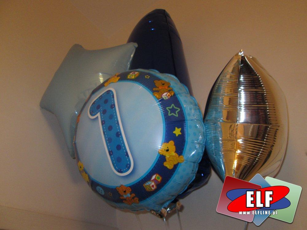 Balony pompowane helem, hel do balonów, imprezowe