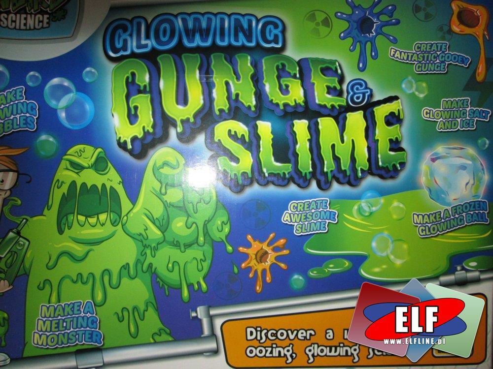 Glowing Gunge Slime, Świecący szlam, stwórz swojego potworka