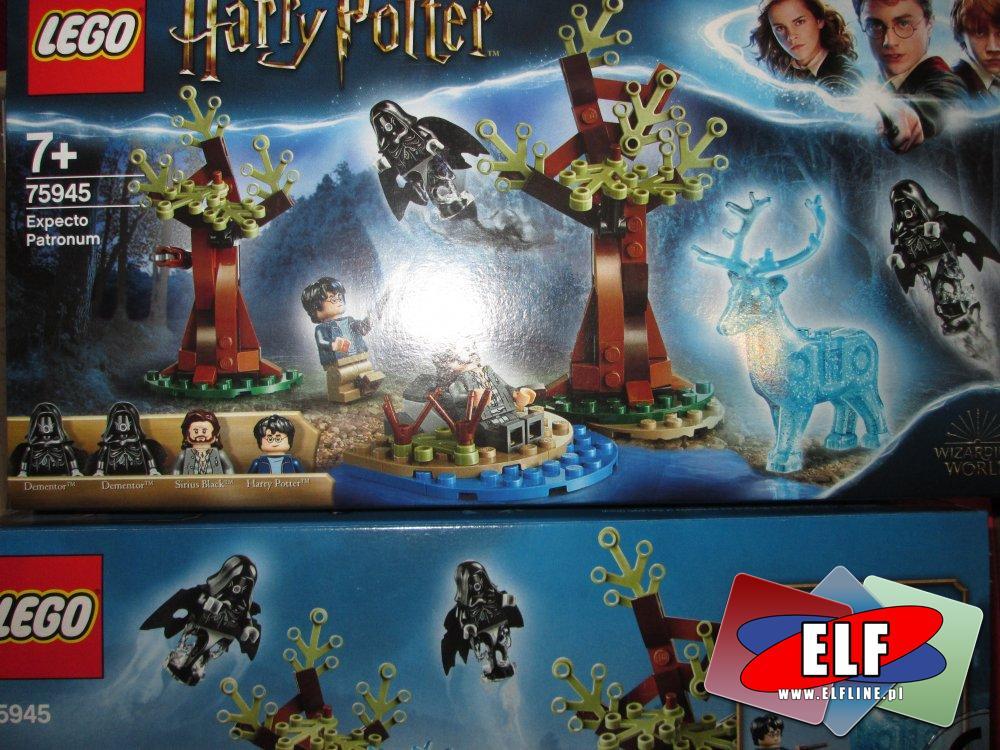 Lego Harry Potter, 75945, klocki