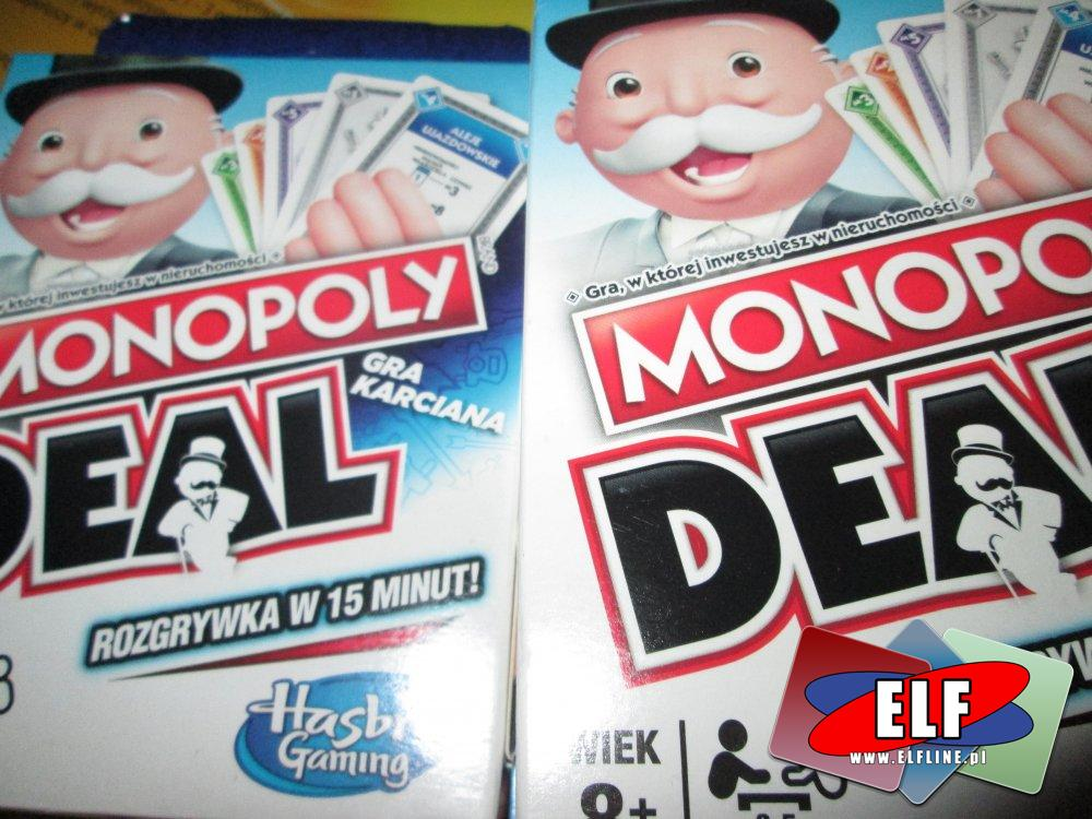 Gra monopoly deal, gry