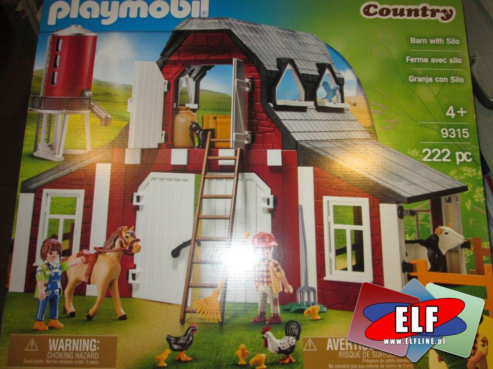 Playmobil, 9315, Country, Farma