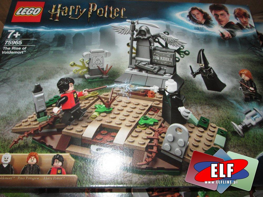 Lego Harry Potter, 75965, klocki