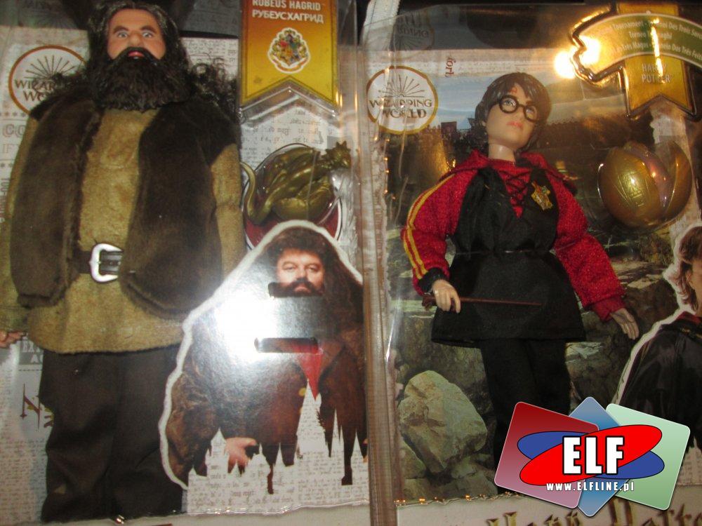 Harry Potter, Hagrid, lalki, figurki, figurka, lalka