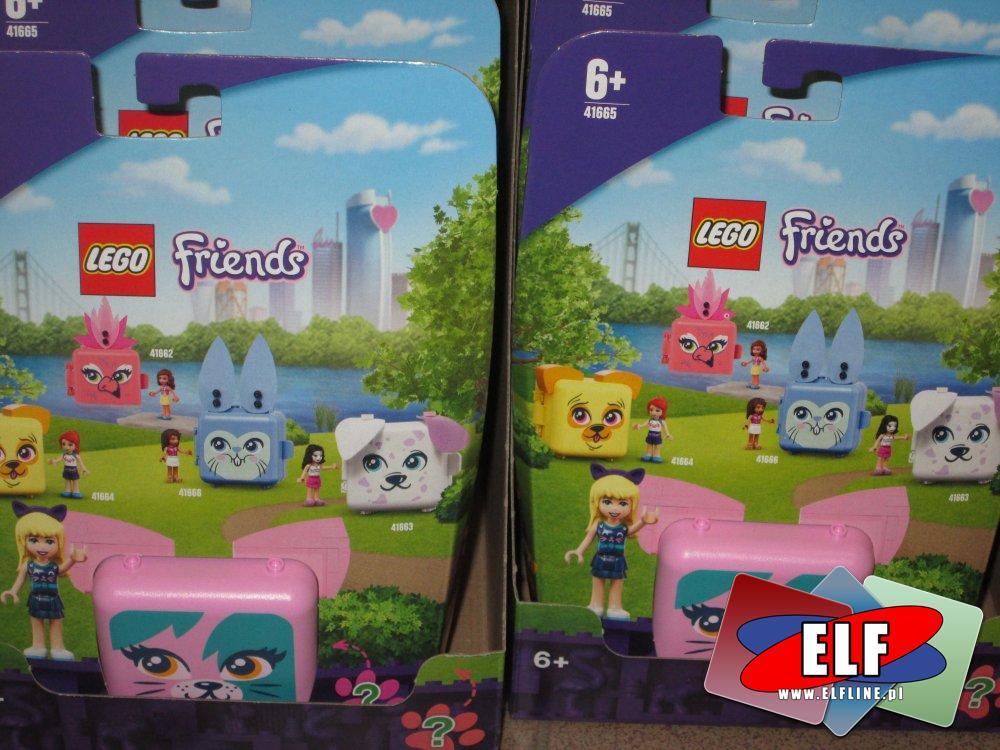 Lego Firends, 41665, 41662, 41666, figurki