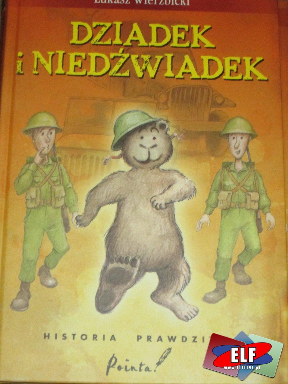 Dziadek i Niedźwiadek - Lektury szkolne - Lektura szkolna - Książka, Książki
