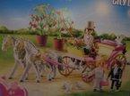 Playmobil, kareta z końmi