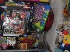 Assoult, Zestaw policjanta, pistolet, kajdanki itp, Zestaw strażaka, toporek, Butla z tlenem i inne zabawki
